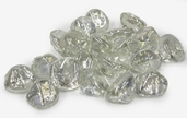 Glass Nuggets - Diamond Clear Lustre