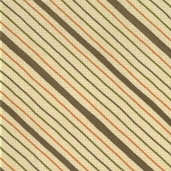 Gobble Gobble Bias Stripe - Wheat