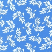 Good Life Collection Cotton Fabric - Blue