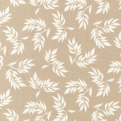 Good Life Collection Cotton Fabric - Ecru