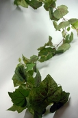 Grape Leaf Garland Two Tone Artificial 6ft
