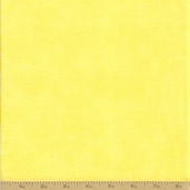 Grow with Me Cotton Fabric - Yellow