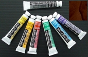Grumbacher Academy Watercolor - Burnt Umber  - Clearance