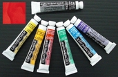 Grumbacher Academy Watercolor - Cadmium Red Lt.  - Clearance