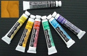 Grumbacher Academy Watercolor - Raw Sienna  - Clearance