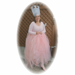 Halloween Glinda The Good Witch Costume