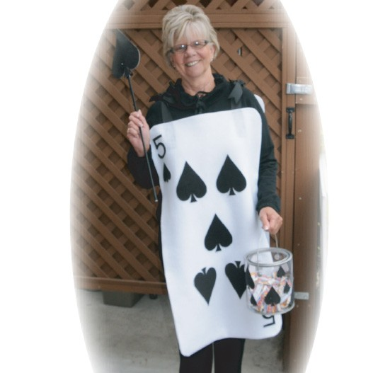 Playing Card Halloween Costumes Halloween Playing Card Costume