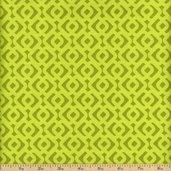 Hand Picked Chain Link Cotton Fabric - 4140606-2