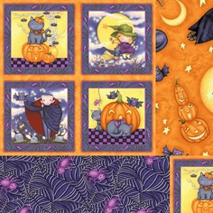 Happy Haunting By Avlyn Prints
