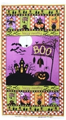 Happy Haunting Cotton Fabric - Panel