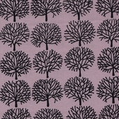 Haunted House Cotton Fabric - Ghastly Forest