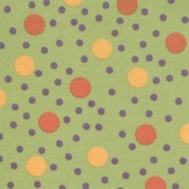 Haunted Mansion Dots - Green
