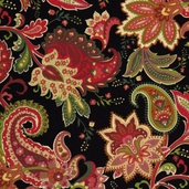 Hearth and Home Cotton Fabric - Black