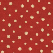 Ho-Ho-Holiday Multi Dots - Red