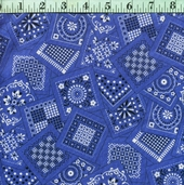 Hoe Down Cotton Fabric  - 1803-98427-491
