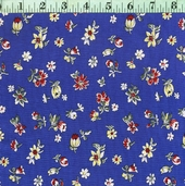Hoe Down Cotton Fabric -1803-98429-453 - CLEARANCE