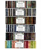 Hoffman Bali Pops Fabric Strip Bundle 6 Pack - 6G Edition