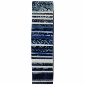 Hoffman Bali Pops Fabric Strip Bundle - Pacific