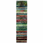 Hoffman Bali Pops Fabric Strip Bundle - Tidepool