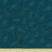 Hoffman Challenge 2013 - Bliss Blenders Cotton Fabric - Aqua Gold G8555-41G