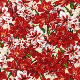 http://ep.yimg.com/ay/yhst-132146841436290/holly-jolly-christmas-cotton-fabric-holiday-lilies-natural-4.jpg