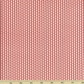 Home School Cotton Fabric - Stripe - Pink 35178-3