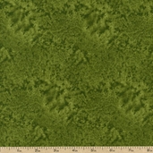 Home Sweet Home Blender Cotton Fabric - Green