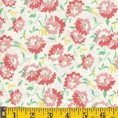 Hopscotch Cotton Fabric - Multi - Clearance