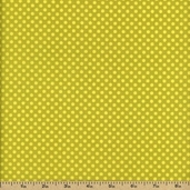 Hot Chocolate Cotton Fabric - Green 4140109-6