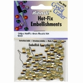 Hot-Fix Crystal Embellishments