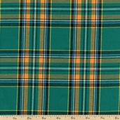 House of Wales Plaids - Green CUD-13043-7 GREEN