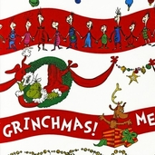 How the Grinch Stole Christmas - Holiday Directional Print