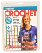 I Taught Myself Crochet - Crochet Kit