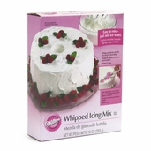 Icing - Whipped Icing Mix 10 oz.