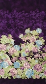 Imperial Collection 7 - Directional Print Hyacinth - CLEARANCE