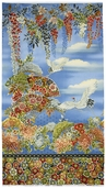 Imperial Collection 9 Cotton Fabric Panel - Antique SRKM-13748-199