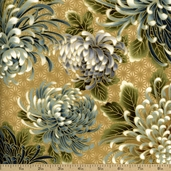 Imperial Collection 9 Cotton Fabric - Teal SRKM-13753-213