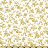 Imperial Fusions Collection Cotton Fabric - Natural