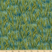 Imperial Fusions Katsumi Cotton Fabric - Grass ETJM-12574-47 GRASS