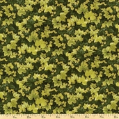 Imperial Fusions Katsumi Cotton Fabric - Ivy Green ETJM-12577-7 GREEN