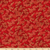 Imperial Fusions Katsumi Cotton Fabric - Red ETJM-12577-3 RED