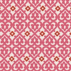 Indian Summer Cotton Fabric Collection - Pink