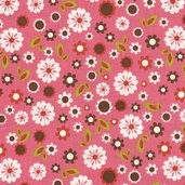 Indian Summer Cotton Fabrics - Pink