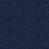 Indigo Chambray Cotton Fabric 4.5 oz. - Indigo Washed