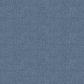 Indigo Chambray Cotton Fabric 4.5 oz. - Light Indigo Washed