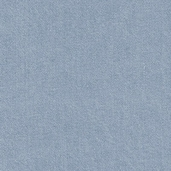 Indigo Denim Cotton Fabric 10 oz. - Bleach Indigo Washed