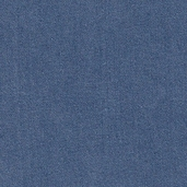 Indigo Denim Cotton Fabric 10 oz. - Indigo Washed