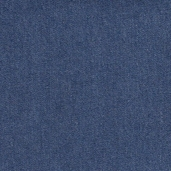 Indigo Denim Cotton Fabric 8 oz. - Light Indigo Washed