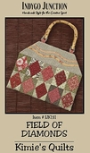 Indygo Junction Field of Diamonds - Kimie's Quilts