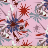 Innocent Crush Cotton Fabric - Circus